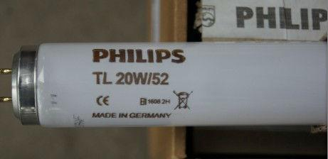 Philips  Phototherapy Lamp TL 20W/52